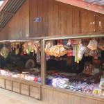Vaška trgovina, sever Laosa