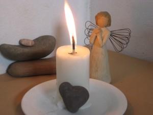 Delo v hospicu in podpora žalujočim