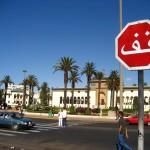 Rabat, prestolnica Maroka