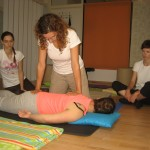 Shiatsu and reflexotherapy massage courses - available in English
