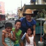 S filipinskimi otroki