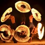 V svetu ognja in žonglerjev