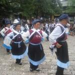 Vsakodnevni plesi na trgu, Lijiang