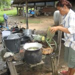 Kuhinja na prostem