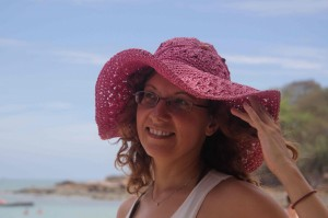 Radostna pod klobukom