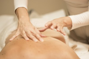 Deep relaxation massage Taisa