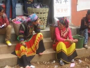 Potopisno predavanje Kitajska, Yunnan