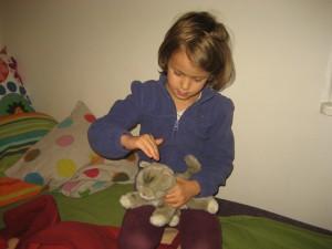EFT tapkanje za otroke