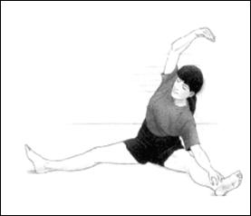 Shiatsu samoshiatsu raztezne vaje