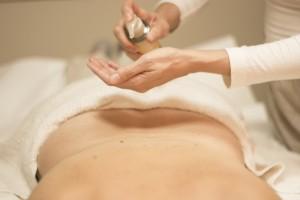 Oil massage Ljubljana
